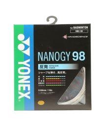 YONEX/ヨネックス Yonex バドミントンストリング NANOGY98 NBG98/502243481