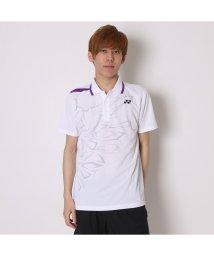 YONEX/ヨネックス YONEX テニス用ポロシャツ ポロシャツ(スタンダードサイズ) 10152 ホワイト  (ホワイト)/502243519
