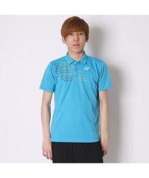 YONEX/ヨネックス YONEX テニス用ポロシャツ ポロシャツ(スタンダードサイズ) 12133 ブルー  (ウォーターブルー)/502243526
