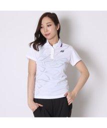 YONEX/ヨネックス YONEX テニス用ポロシャツ ポロシャツ(スリムロングタイプ) 20294 ホワイト  (ホワイト)/502243818