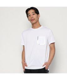 YZO by WORK WEAR SUIT/シームテープポケットTシャツ(シルバー)/502246561