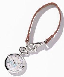 SELECT/〈nattito/ナティート〉Strap key chain watch ストラップKC/スイサイ/501894941