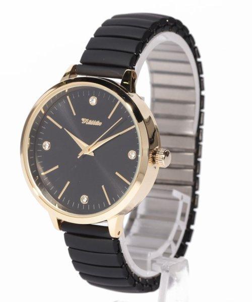 SELECT(SELECT)/〈nattito/ナティート〉Bellows watch/ベローズウォッチ クレープ/35776908