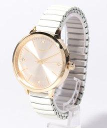 SELECT/〈nattito/ナティート〉Bellows watch/ベローズウォッチ クレープ/501894953