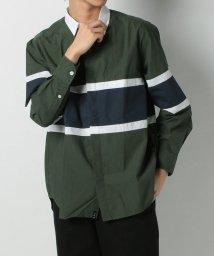 B.C STOCK/ラガーシャツ/502023958