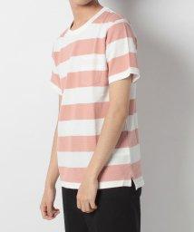 B.C STOCK/ハニカムメッシュBDTシャツ/502024020