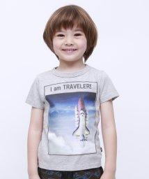 RUGGEDWORKS/スペースシャトル半袖TEE                          /502127038