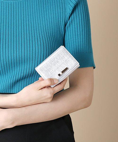 681d632c1be5 ロンシャン 3つ折りミニ財布(502134281) | ランバンオンブルー(バッグ ...