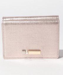 LANVIN en Bleu(BAG)/ロンシャン 3つ折りミニ財布/502134281