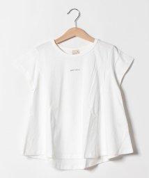 petit main/バリューチビロゴフレアTシャツ/502248411