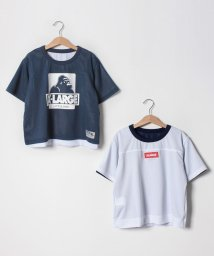 XLARGE KIDS/【セットアップ対応商品】リバーシブルTシャツ/502248419