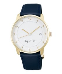agnes b. HOMME/LM02 WATCH FBRK996 時計/502253148