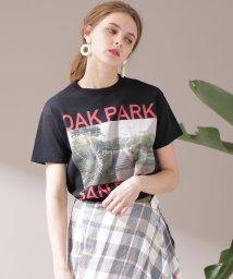 nano・universe/FUNG.fungood/OAK PARK Tシャツ/502267239