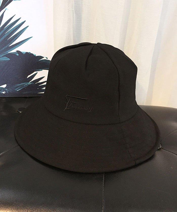 ハット レディース つば広帽子 帽子