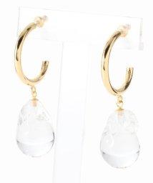 NOBLE/【JAMIRAY】 Baroque Earrings Glass/502271124