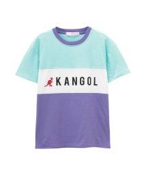 MAC HOUSE(kid's)/KANGOL ガールズ プリントTシャツ 887923/502271226