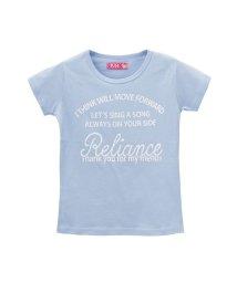 MAC HOUSE(kid's)/RUSHHOUR ガールズ プリントTシャツ MH/RHGIRL02/502271230