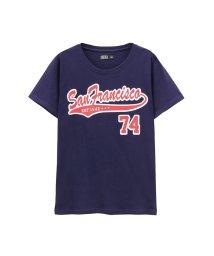 MAC HOUSE(kid's)/RUSHHOUR ラッシュアワー ボーイズ プリントTシャツ MH/RHBOY01/502271231