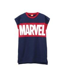 MAC HOUSE(kid's)/LOVE-T ガールズ MARVELビッグTシャツ 326112023/502271243