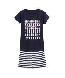 MAC HOUSE(kid's)/Nyans World ガールズ Tシャツルームセット MH/NW756G/502271260