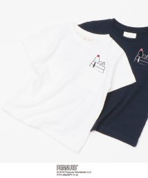 coen/【coen キッズ / ジュニア】クリニクラウン SNOOPY (スヌーピー) TEE (Tシャツ)/502271356