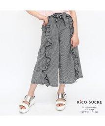 RiCO SUCRE/『ヒナタ』着用アイテムフリルワイドパンツ/502272606