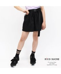 RiCO SUCRE/ガチャベルト付サイドロゴラインキュロット/502272608