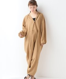 JOURNAL STANDARD relume/【BASERANGE/ベースレンジ】 ELDER JUMPSUIT RAW SILK:ジャンプスーツ/502272787