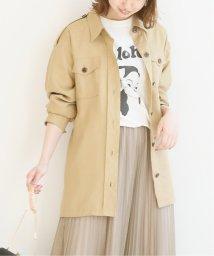 Spick & Span/サファリシャツジャケット◆/502273443