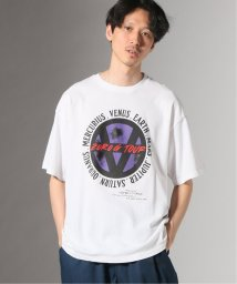 Journal Standard TRISECT/UNBROKEN×TRISECT-2/アンブロークン×TR2 : JAIL WHT TEE/502273471