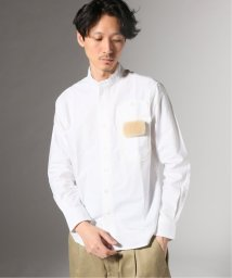 JOURNAL STANDARD/SHAKU HUNTER / シャクハンター :  BAND-COLLAR SHIRT/502274032