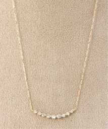 DECOUVERTE/18KYG 0.3ct ダイヤモンド ネックレス/502274052