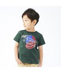 BREEZE/星条旗バーガーTシャツ/501588981