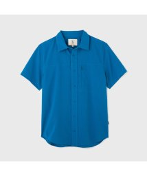 AIGLE MEN/ドットエアハイクシャツ半袖/501930349