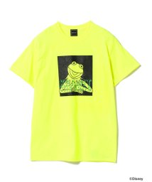 BEAMS OUTLET/wiffle × BEAMS / 別注 Kermit the Frog プリントTシャツ 19SS/501935632