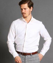 MONSIEUR NICOLE/カッタウェイカラーデザインシャツ/501943986