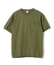 BEAMS OUTLET/FRUIT OF THE LOOM × BEAMS / 別注 クルーTシャツ/501950347