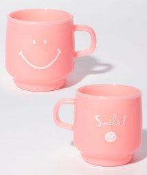 Afternoon Tea LIVING/スマイル樹脂マグカップ/502011475