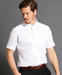 MONSIEUR NICOLE/ボタンダウン半袖ドレスシャツ/502034209