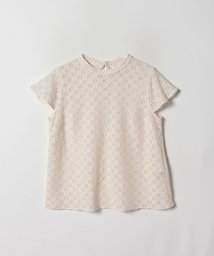 To b. by agnes b./WB80 CHEMISE レースブラウス/502248774