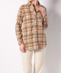 Eddie Bauer OUTLET/LS PLAID EMB SHIRT  /502249294