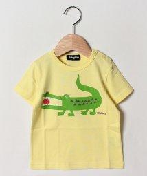 kladskap/アニマルプリント半袖Tシャツ/502252545