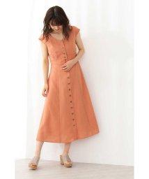 PROPORTION BODY DRESSING/ボタンフロントドレス/502269789