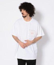 B'2nd/LUSOR(ルーソル)クリアポケットTシャツ/502274485