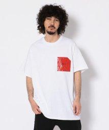 B'2nd/LUSOR(ルーソル)エナメルポケットTシャツ/502274486