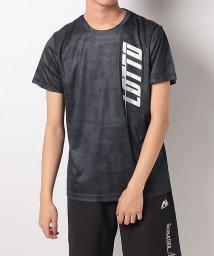 lotto/ロット/メンズ/プリントグラフィックTシャツ/502276837