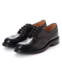 TRICKER'S/トリッカーズ Tricker's M5633-BOURTON-BLACK (BLACK)/502277564