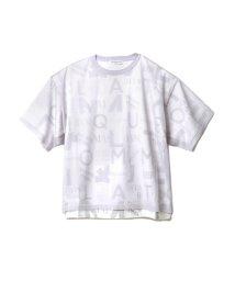 GELATO PIQUE HOMME/【GELATOPIQUEHOMME】ロゴドッキングTシャツ/502277877