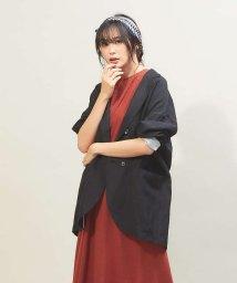 qualite/ビックシルエットシャツジャケット/502279214