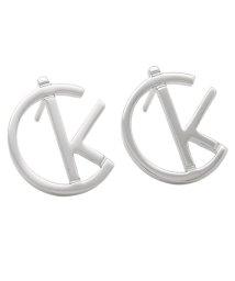 Calvin Klein/カルバンクライン ピアス アクセサリー CALVIN KLEIN KJ6DME000200 メンズ/レディース シルバー/502045122